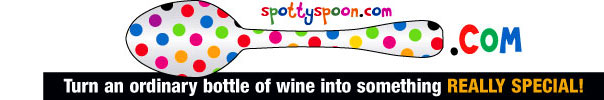 Spotty Spoon the Instant Wine Label Company